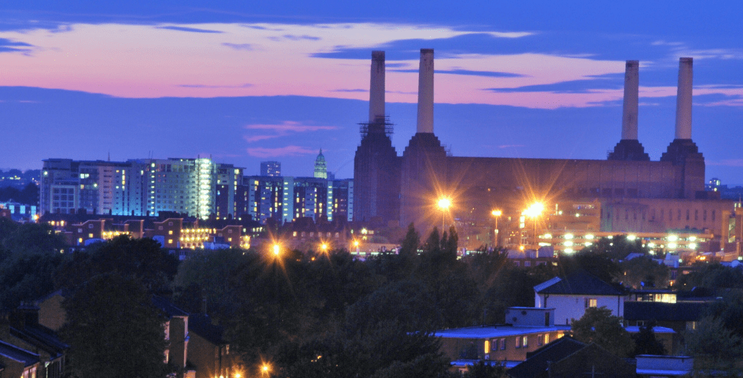 Get away from studying and explore Battersea.